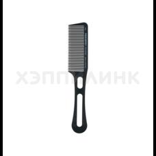 Расчёска для мужской стрижки Triumph (черная)