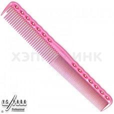 Расчёска Y.S. Park для стрижки Fine 334 185 мм (розовая)