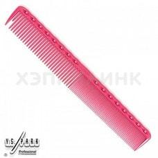 Расчёска Y.S. Park для стрижки Fine 336 (розовая)