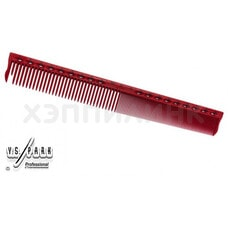 Расчёска Y.S. Park для стрижки GUIDE 345 (красная)
