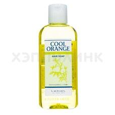 Шампунь для волос Lebel Cool Orange Hair Soap Cool 200 мл
